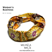 MelyndaMade Adult Infinity Scarf - Women's Business