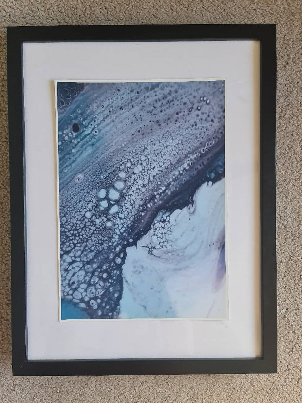 Crashing Wave Print