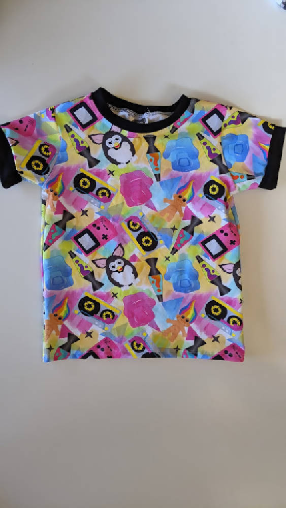 NEW SIZE 2 - that's so 90's tee