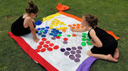 Outdoor Chinese Checkers Board Game