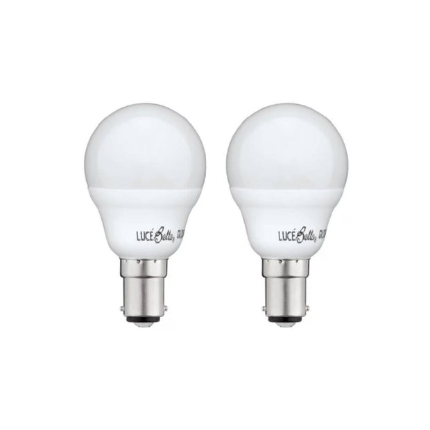 Light Globes - 2 Pack
