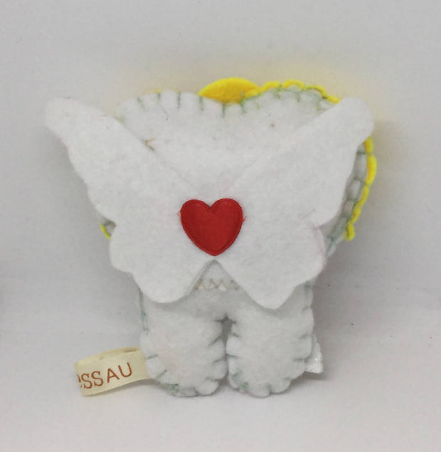 Fairy princess tooth fairy pillow