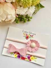 Whimsical Floral Hair Accessories, Newborn Baby Flower Crown Headband, Cake Smash, Baby Shower Gift, First Birthday