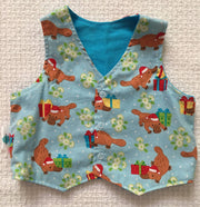 SPECIAL ~ One off Christmas Reversible Vest