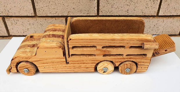 Wooden Toys | Kids Cattle Truck | Kids Truck | Farm Toy | DSS Handmade