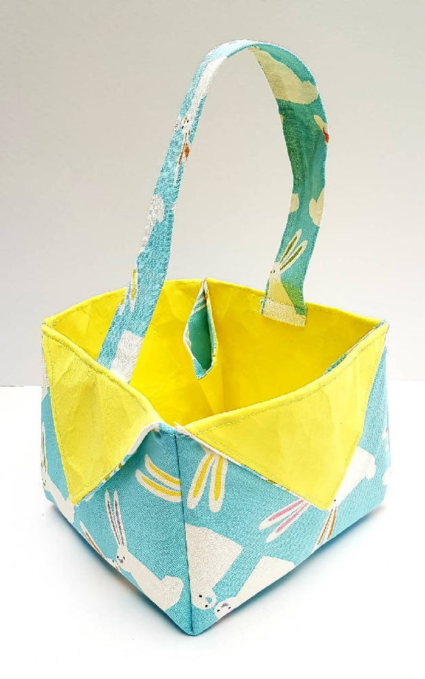 Easter Handcrafted Fabric Baskets