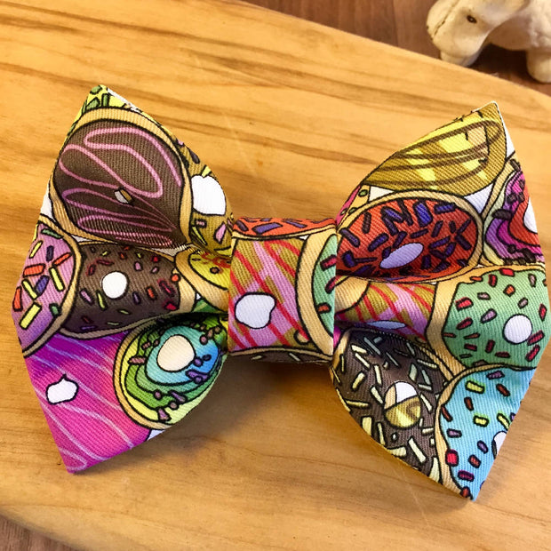 Pet Bow Tie Donuts
