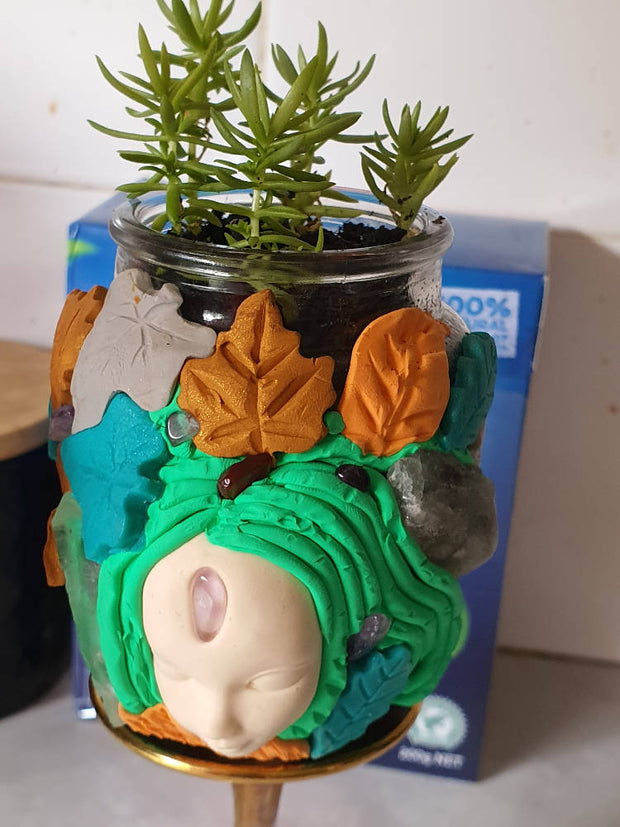 Hand made Earth child