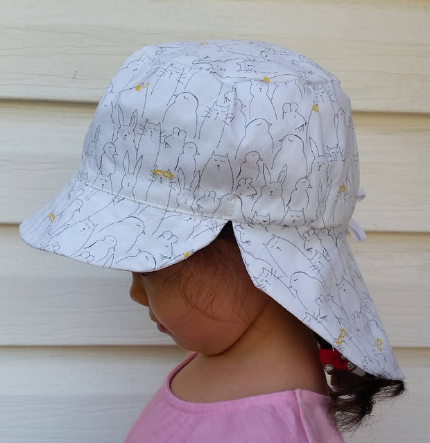 Adjustable Sunhat - In Disguise