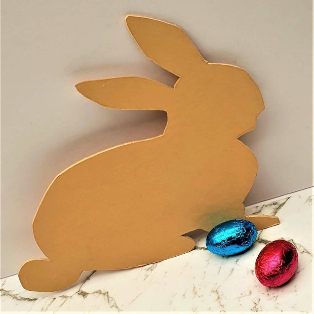 Easter Bunny - Wooden Decor