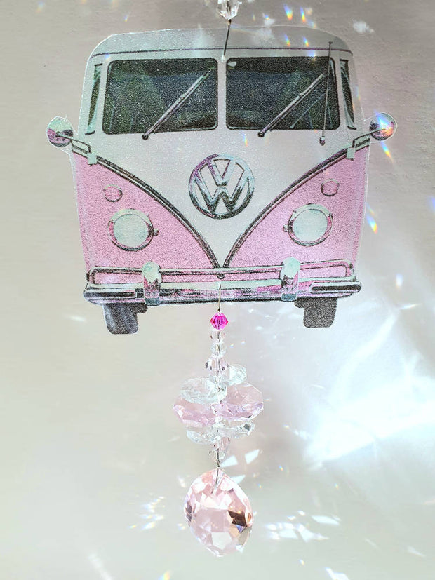 Kombi van suncatchers