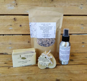 Top to Toe with Lavender Skincare Pack ( 4 items)
