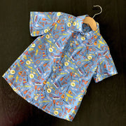REDUCED: Kid's 'troop' style shirts - various fabrics