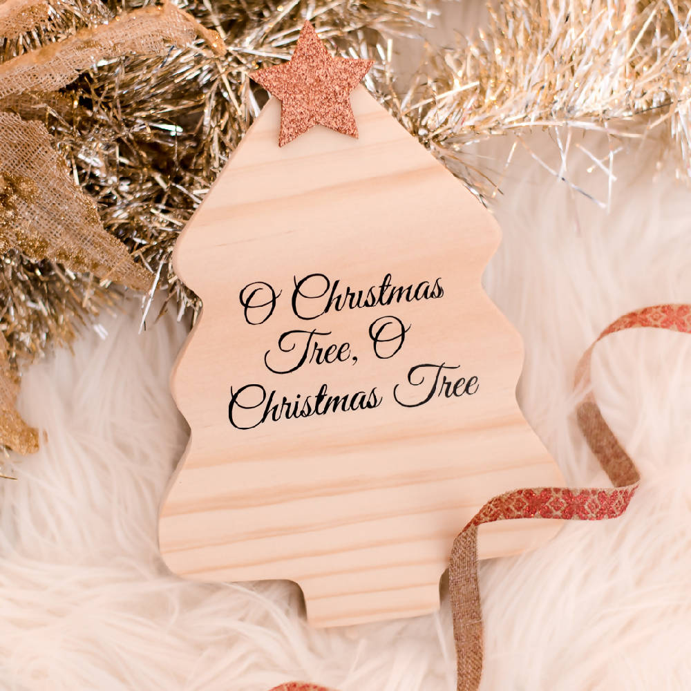 Wooden Christmas Sets