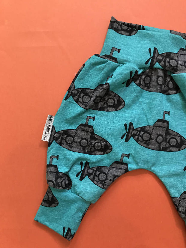 "MARKET SPECIAL - Harem Pants ""Submarines"""