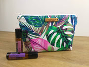 Jungle Print Essential Oil Bag