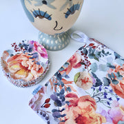 Orange Blossom Reusable Cleansing Pads & Wash Bag Sets