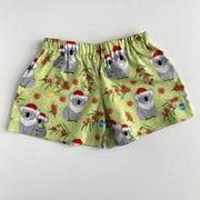 Unisex Cotton Christmas Shorts