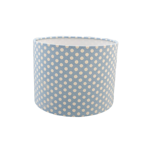 Lamp | Sky Blue Dots