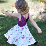 Sorrento Twirly Dress