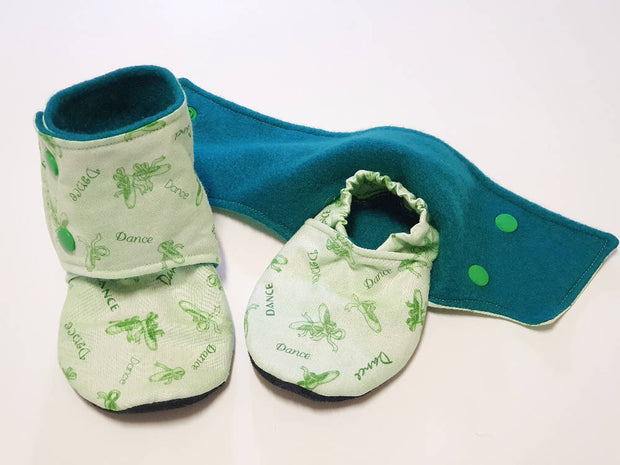 Slippers - Size 12-18mths