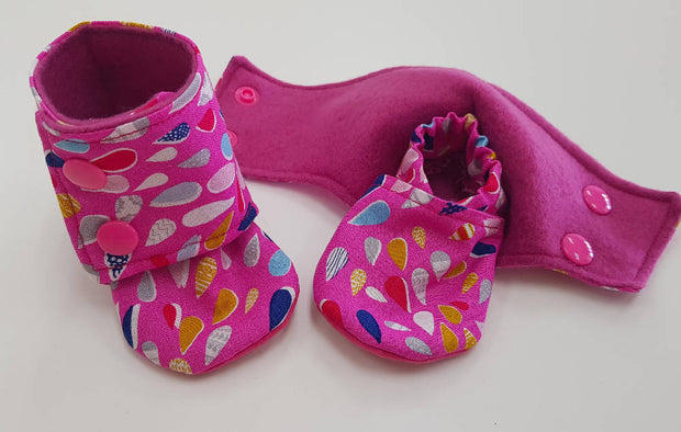 Slippers - Size 3-6mths