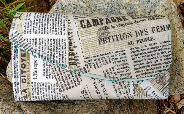 Newspaper Wallet