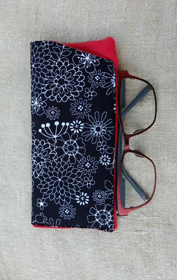 Glasses cases - Flowers etc