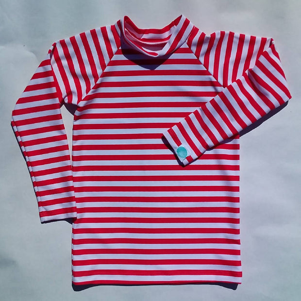 Nautical Stripe Rashie