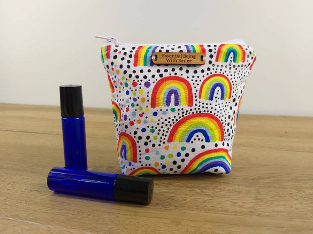 Rainbow Essential Oil Bag
