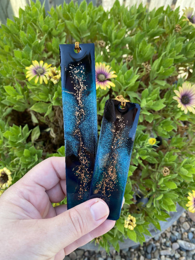 Bookmark Set- Teal