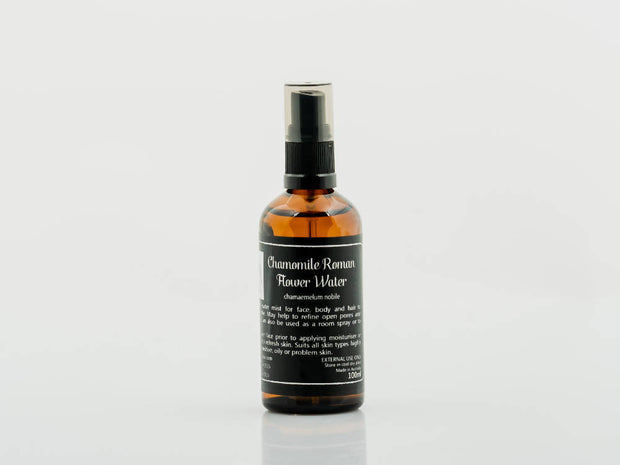 FACE OIL WITH FLOWER WATER SPRAY