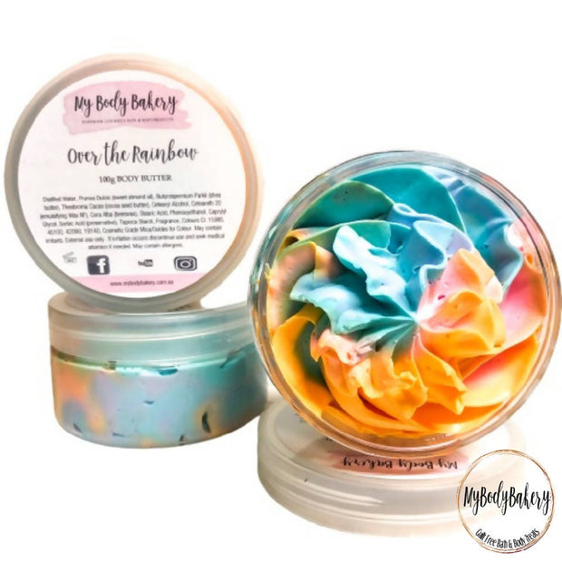 Over The Rainbow Deluxe Body Butter