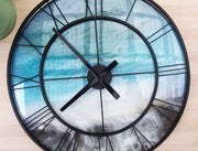 RESIN WALL CLOCK - CUSTOMIZED