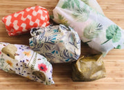 Reusable Beeswax Wraps Pack of 2