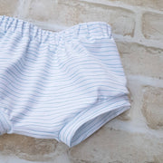 organic nappy cover, unisex bummies, baby shorts