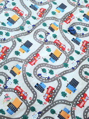 Children's Play Mat-Road Play