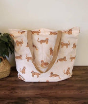 Reusable Shopping Tote Bag