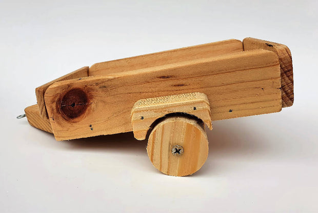 Wooden Toys | Kids Ute and Trailer | Toy Cars For Kids | DSS Handmade