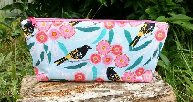 Large Pencil Case or Cosmetic bag?