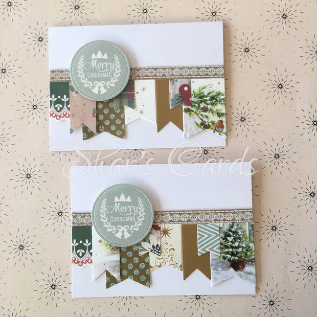 Creative Banners Christmas Cards
