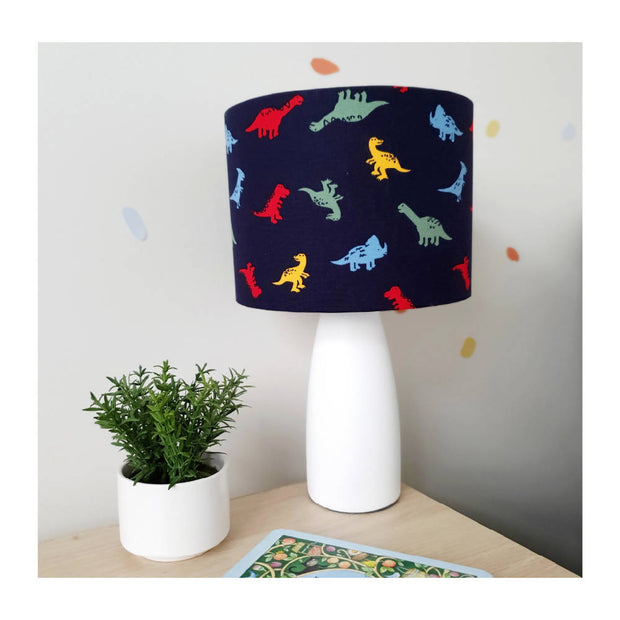 Lamp | Colourful Dinos