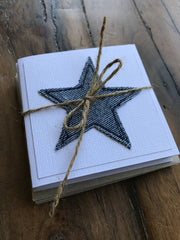 Star Cards - pack of 5