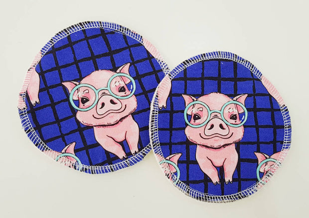 Piggies WATER RESISTANT Breastfeeding/nursing pads