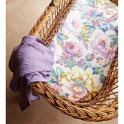 Isla - Bassinet Fitted Sheet