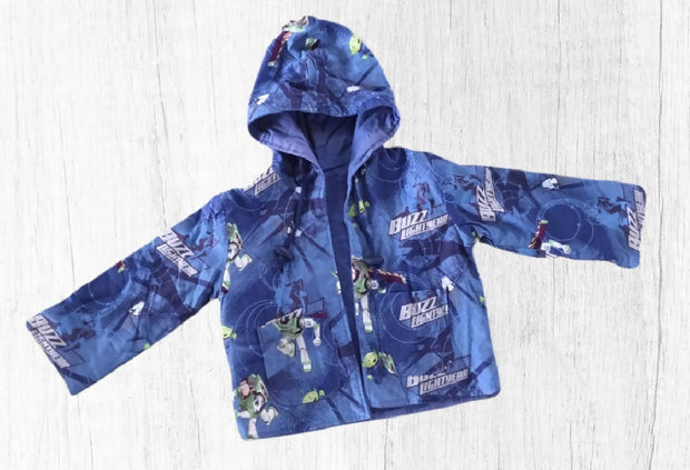 SPECIAL~ Boys lined Hooded Jackets , One off