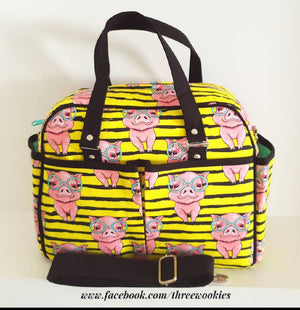 Belle Nappy Bag