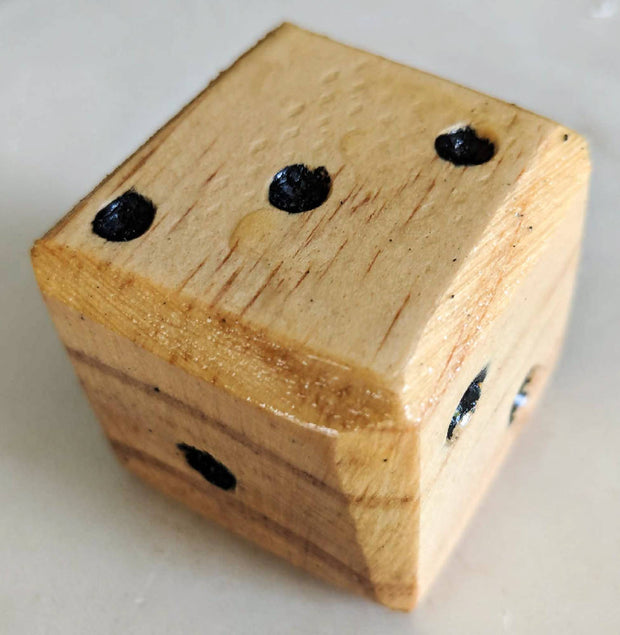 Yardzee | Roll The Dice an Outdoor Dice Game | Fun Games | DSS Handmade