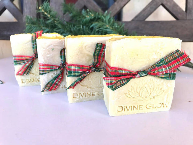 Christmas Cinnamon Soap