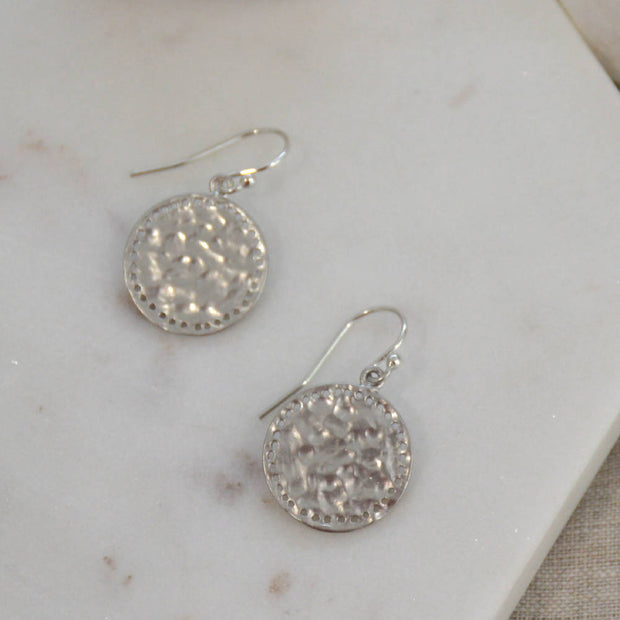 Allira Gold or Silver Earrings
